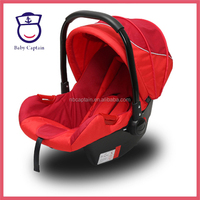 safety protector softtextile fabric canopy material/plastic luxury child/infant/baby doll stroller cradle with car seat