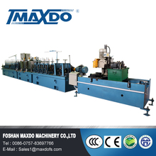 Automatic copper welding tube making machine for pipe mill