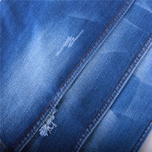 Light Blue Cotton Spandex Denim Fabric