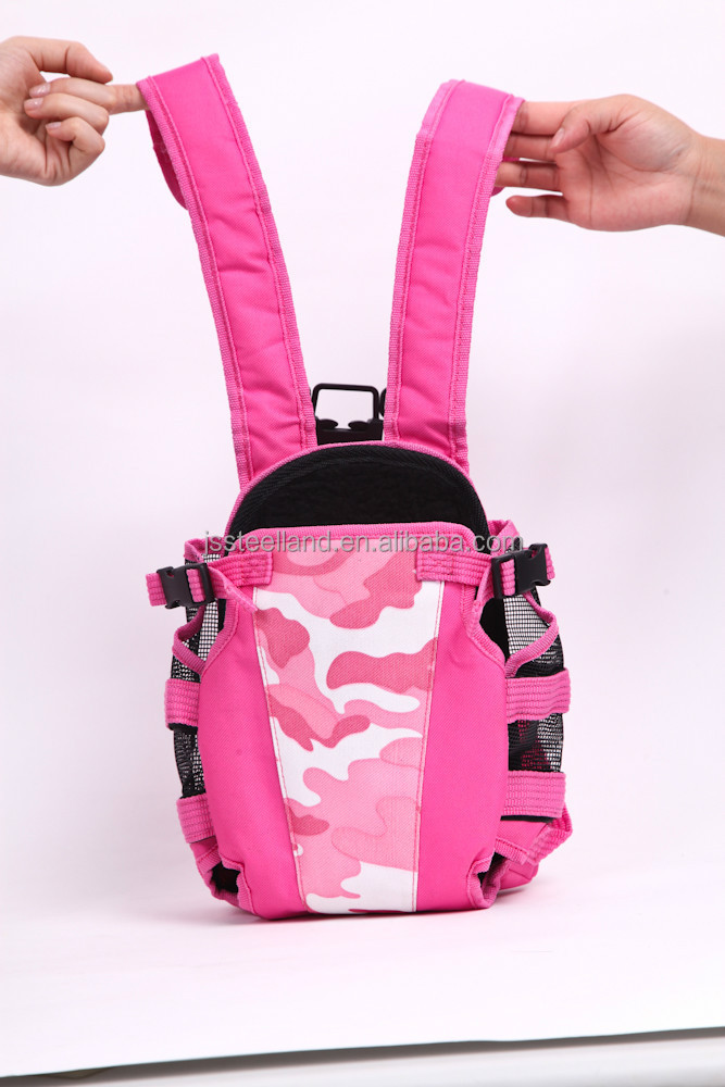 nice pet carrier bag pink color Pet Soft Crate dog crate