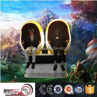 2016 Dynamic VR Amusement Game Machine 9D Cinema Theater Movie System 9d cinema movie