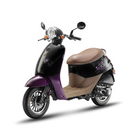 Ariic eec 50cc gas scooter best design smart hot sell model BOX
