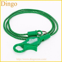 Promotional bungee cord key chain With Logo/bungee cord key chain /Custom bungee cord key chain