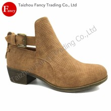 New Design Hot Design Latest Beautiful Sex Pu Ladies Boots