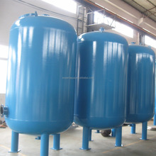 filter media tank activated carbon filter vessel