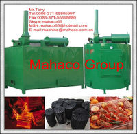 2013 New type MHC brand wood charcoal making machine / carbonization furnace