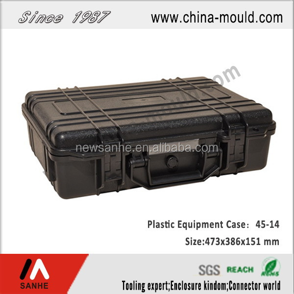 plastic professional tool cases