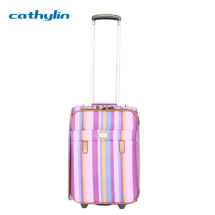 Cathylin 2016 leisure international totes diversity color cheap cute high quality travel luggage bags