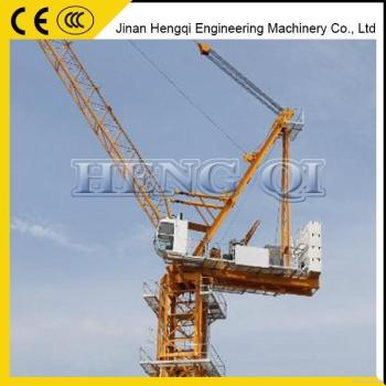 Factory competitive luffing tower crane for south africa made in china