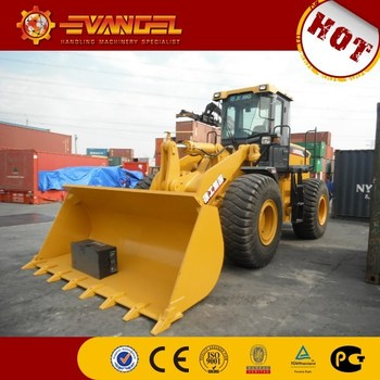 Construction machinery XCMG LW500K XCMG LNG wheel loader