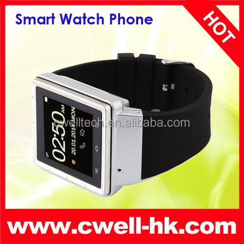 Pronto Smart Phone Wrist Watch Smarphone ZGPAX S6 CareWatch WIFI Positioning Android 4.0.4 Smart Android Phone Cell Phone Mobile