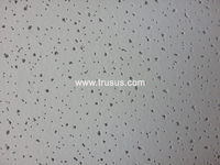 Light Weight Good Decorate Effect Sound Absorption Mineral Fiber Ceiling Board