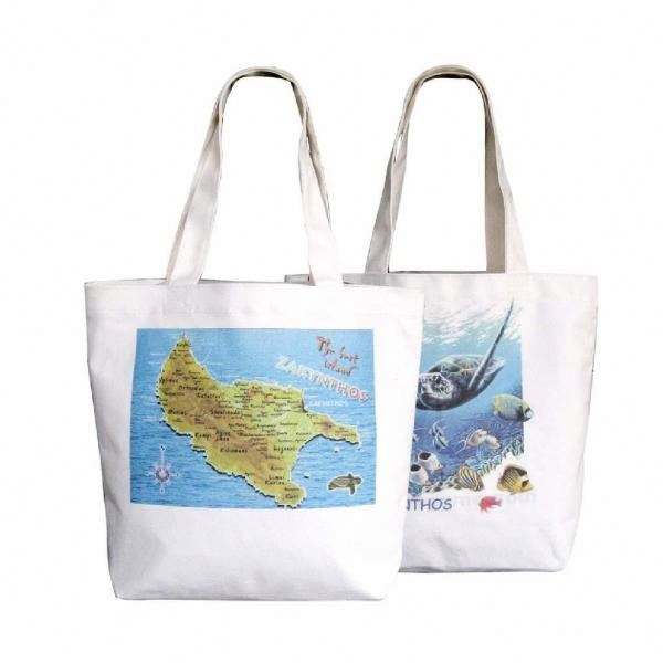 New Fashion Sublimation Cotton Tote Bag