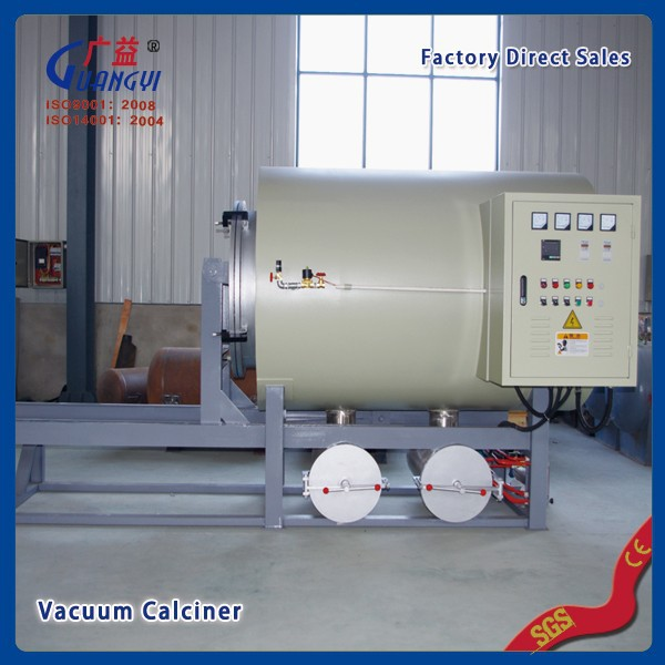 cheap industrial electric vacuum calcining furnace