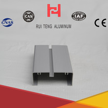 color anodized and sand blasting section aluminum alloy for windows and doors