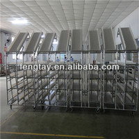 China PE Coated Pipe Work Station for Production Line