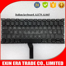 "Wholesale For Apple Macbook Air 11"" A1370 A1465 IT Italian Keyboard"