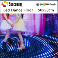 50x50cm Stage & Nightclub Illumination Arch Led Light Dance Floor