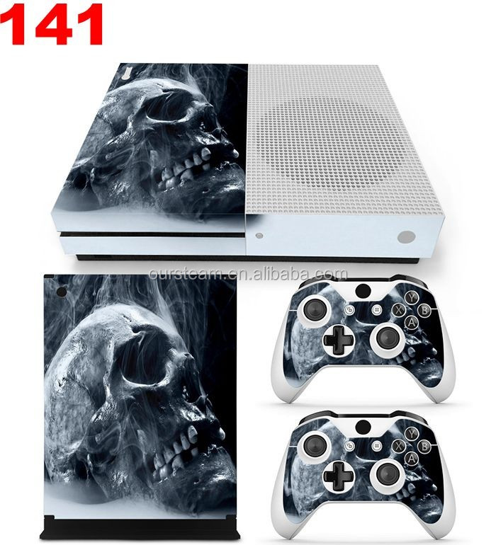 New Arrival Vinyl Skin Sticker for Xbox One S for Xbox One Skins Best Buy
