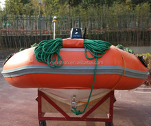 Marine Inflatable Rubber Rescue Boat for Sale