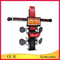 Wheel aligner/wheel balance and alignment cost/wheel alignment equipment(SS-3D-4)