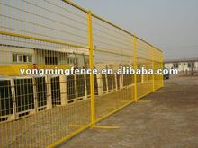 high visible canada temporary fense