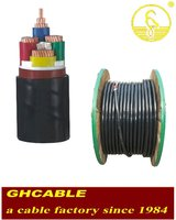 Shielded Control Cable for Mining Use