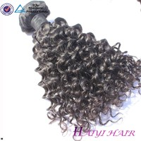 Best Selling Unprocessed Wholesale 100% Virgin Human Hair curly malaysian virgin braiding hair