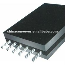 Conveyor belt steel cord inside used for long distance transfer