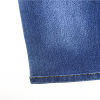 "OE quality 8.3oz 62/63"" cotton poly spandex denim fabric ready to ship"