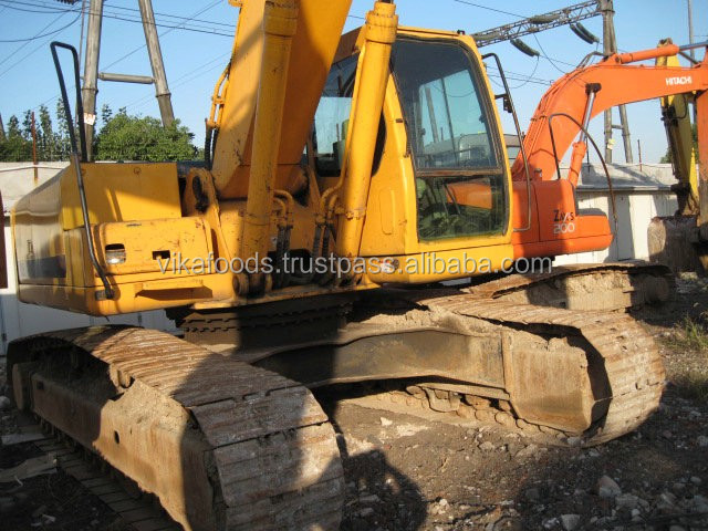 used Hyundai 305LC-7 crawler Excavator Original Korea used wheel Excavator For Sale
