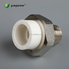 PPR Male Adaptor union PPR pipe fitting with brass insert