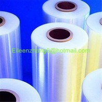 plastic tube pof cross-linked shrink film