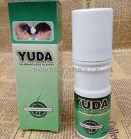Hair growth solution with 60ml*3 bottle Yuda anti hair loss spray , hair loss treatement