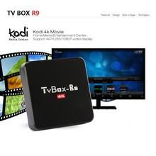 R9 tv box Rockchip RK3229 Android 4.4 1G DDR3 RAM 8G NAND ROM R9 android smart TV BOX R9