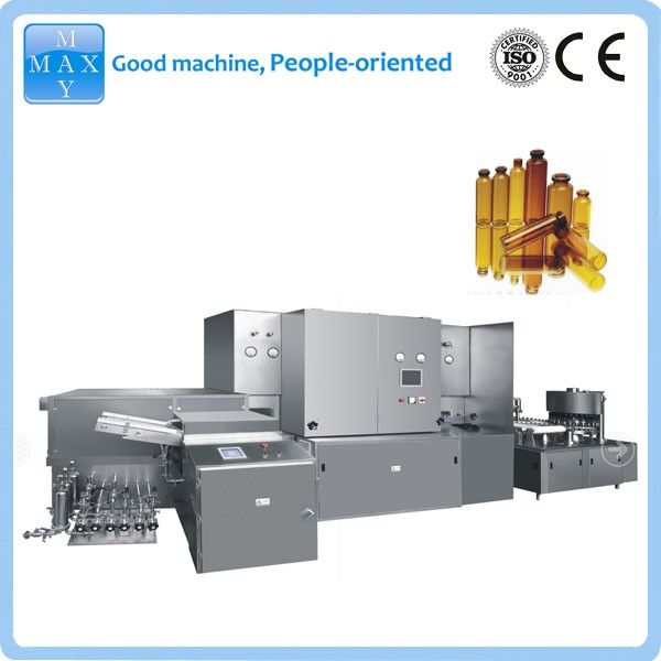 High speed piston type automatic sugar syrup filling machine