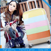 hot sale pc spinner stylish high quality travel bags,suitcase