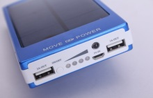 15000mAh solar power bank rohs solar cell phone charger portable solar charger for mobile phone