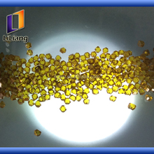 industrial grade yellow color synthetic diamonds diamond abrasives for making glass cutter tool