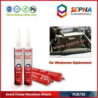 PU8730 310ml Car Windscreen Adhesive/cracked glass sealant