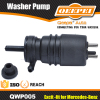 Washer pump for car, 12 volt car washer water pump, windshield washer pump