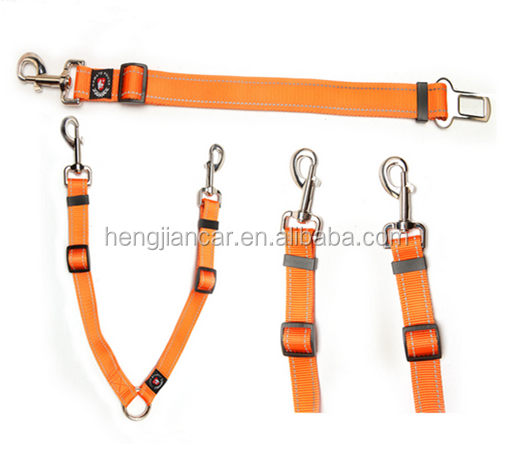 New design double dog harness soft weighted dogs harness for your lovely pet