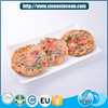 2017 High quality 150g seafood cake frozen fried snack skewer food