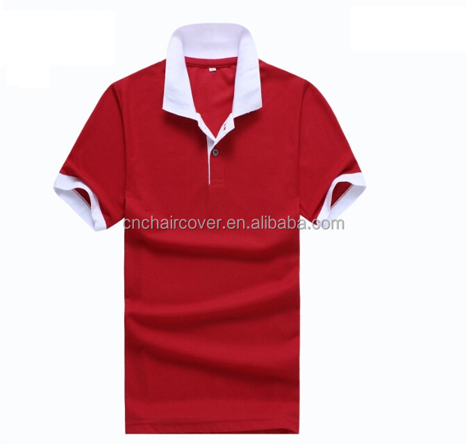 Plain white polo collar t shirt wholesale polo shirt for Cheap polo collar shirts