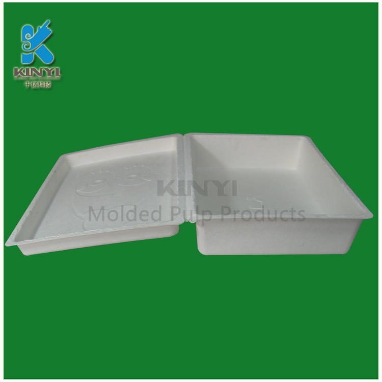 Custom biodegradable food grade pizza packing boxes