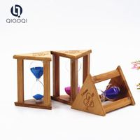 Fashionable Design Cute Promotion european style sand timer clock