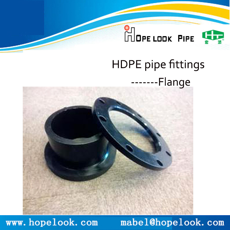 High density different building construction pe pipe