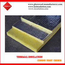 Heat tracing insulation glass wool board