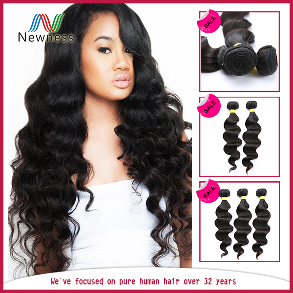 Accept Paypal unprocessed virgin brazilian hair wholesale beauty elements hair extensions