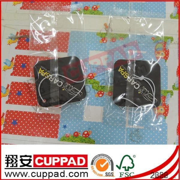 Long-lasting Fragrance Promotion Paper Air Freshener For Car